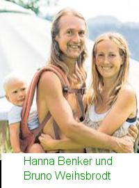 Hanna Benker und Bruno Weihsbrodt